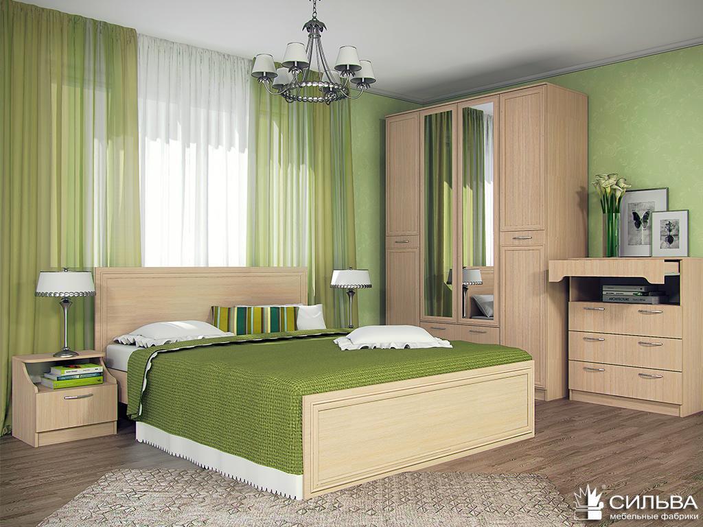 Спальня «Браво» ЛДСП Дуб Девонширский